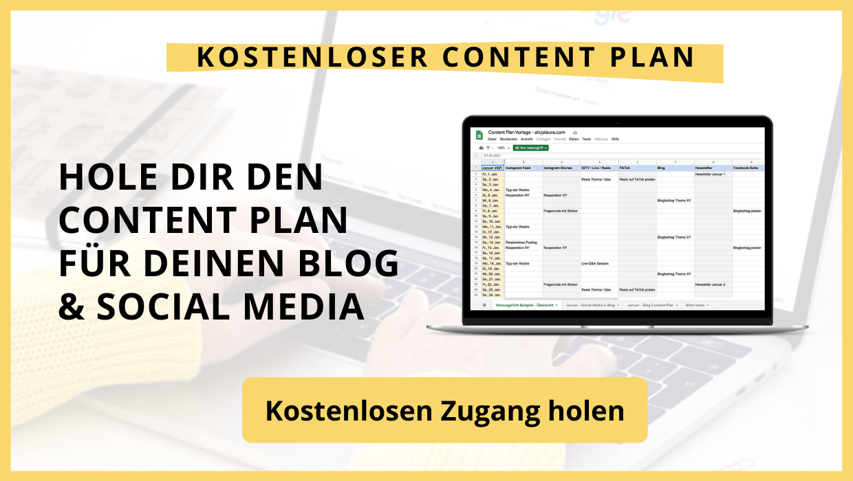 Content Plan Download