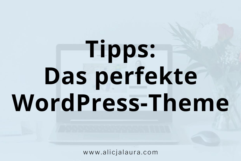 Tipps WordPress Theme
