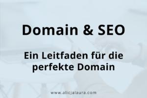 Domain und SEO Leitfaden